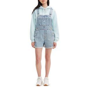 Levi's® Short Fused Shortalls